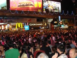 Kuala Lumpur New Years