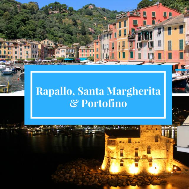 Rapallo, Santa Margherita& Portofino