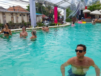 Pool Bar Kuta Bali