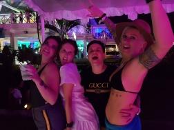 Finns Beach Club NYE 2017 Bali