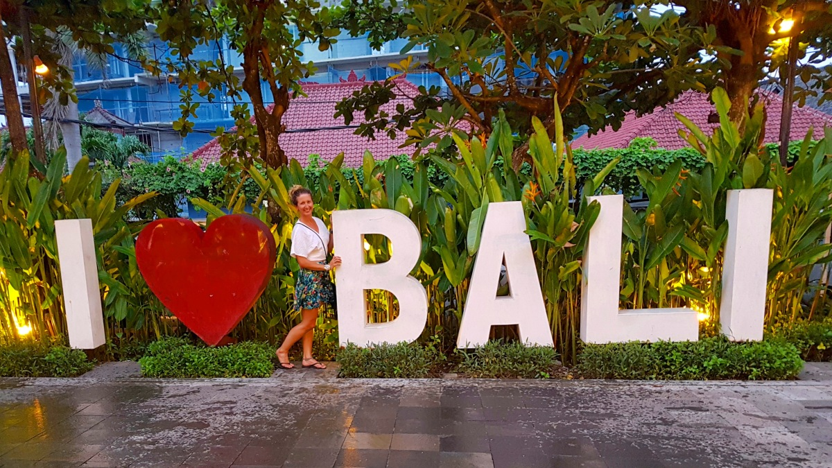 New Years in Bali!