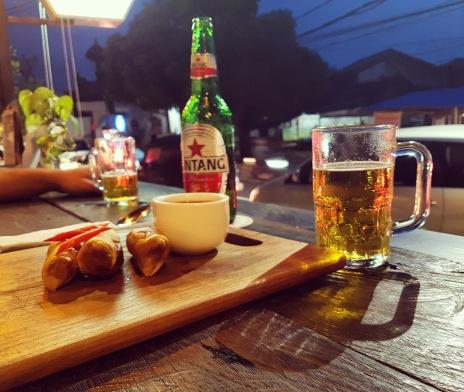 Honeybees Dinner Seminyak Bali