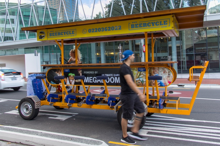 Beercycle Auckland