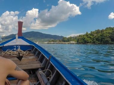 Long Boat Ride Phuket