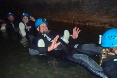 Waitomo Glow Worm Caves