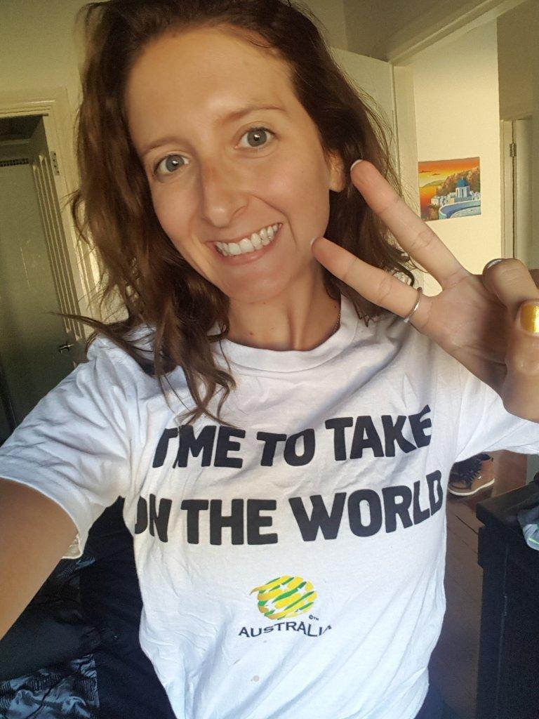 Socceroos FIFA World Cup 2018