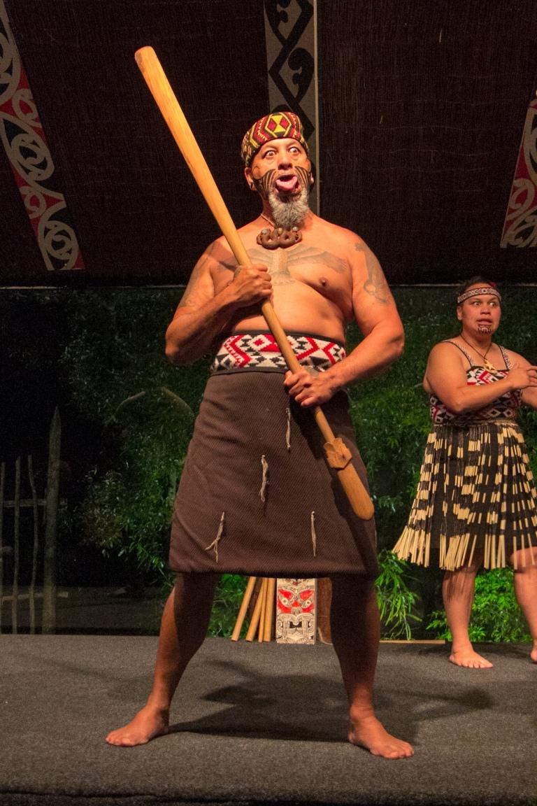 Tamaki Maori Village 7