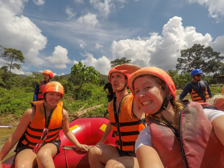 White Water Rafting Thailand