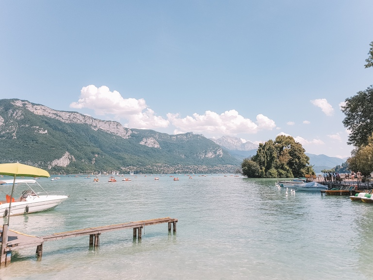 Lake Annecy 1