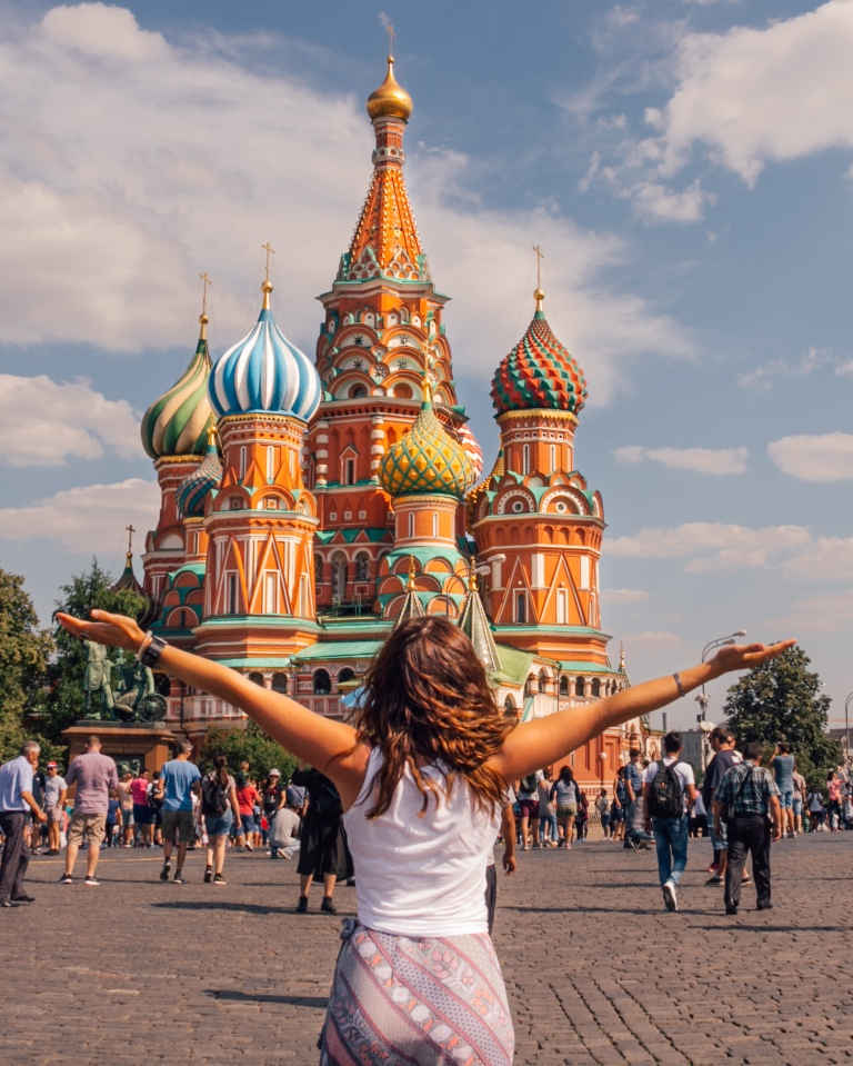Saint Basil Cathedral Moscow